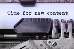 Should you keep old content?