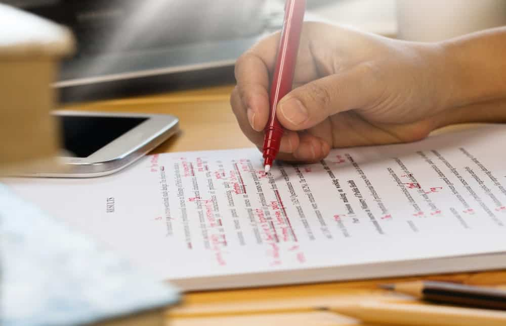The most common spelling mistakes that you should avoid when writing content.