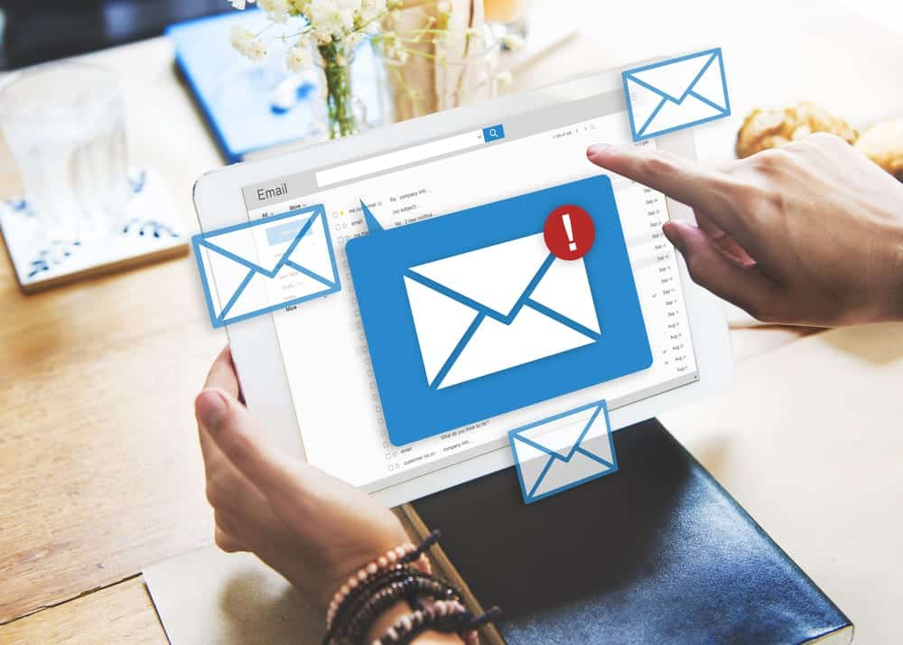 Important email marketing emails: relationship building, transactional and promotional emails.