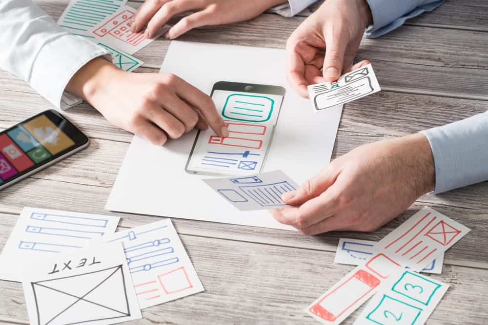 The best practices for web design on a content management system