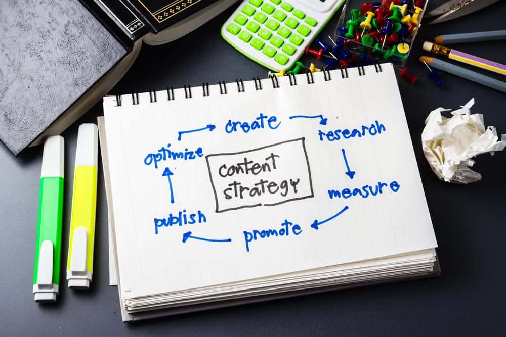 The top skills you need to be a top content writer