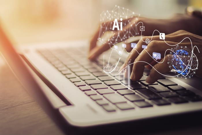 The role of AI (artificial intelligence) in website design and development.