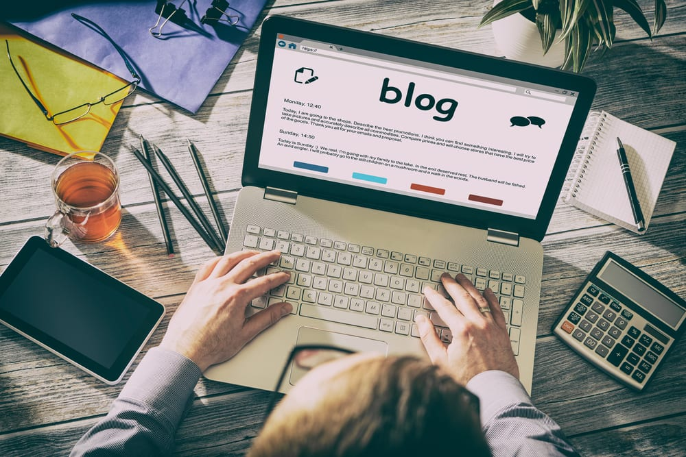 Why every startup company needs a professional blog writer